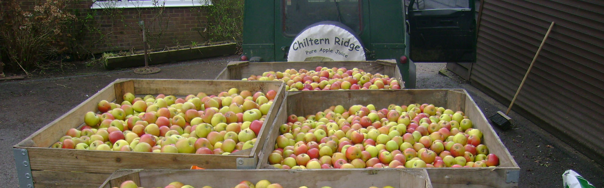 Chiltern Ridge Apple Juice